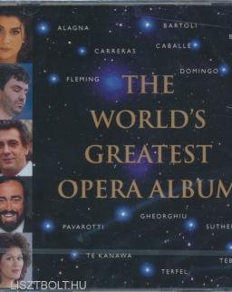 World's Greatest Opera Album - 2 CD