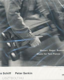 Music for Two Pianos (Mozart, Reger, Busoni) - 2 CD