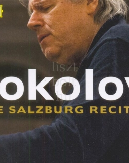 Grigory Sokolov: The Salzburg Recital - 2 CD