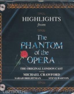 Phantom of The Opera - highlights, Original London Cast