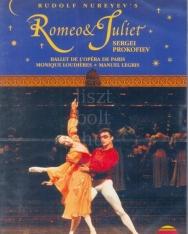 Sergei Prokofiev: Romeo & Juliet DVD - Nureyev