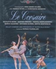 Le Corsaire - A kalóz - DVD