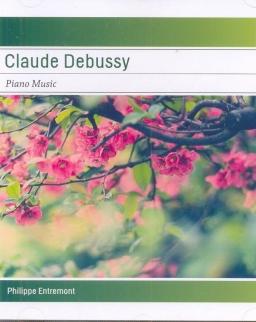 Claude Debussy: Piano music (Claire de lune, Arabesques, Pour le piano, Children's Corner, Images)
