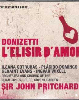 Gaetano Donizetti: L'elisir d'amore - 2 CD