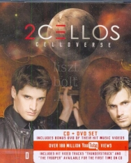 2 Cellos: Celloverse CD+DVD