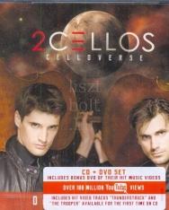 2 Cellos: Celloverse CD+DVD