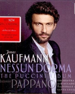 Jonas Kaufmann: Nessun dorma - The Puccini album