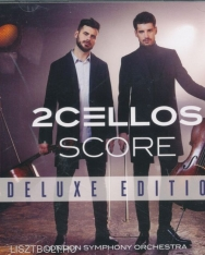 2 Cellos: Score - deluxe CD+DVD