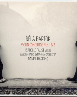 Bartók Béla: Concerto for Violin 1,2