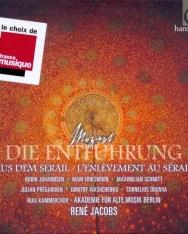 Wolfgang Amadeus Mozart: Die Entführung aus dem Serail - 2 CD + szövegkönyv