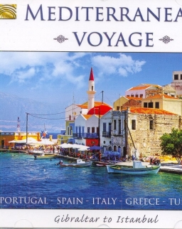Mediterran Voyage - Portugal, Spain, Italy, Greece, Turkey, Croatia, Albania, Sardinia, Corsica