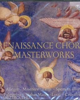 Renaissance Choral Masterworks - 2 CD