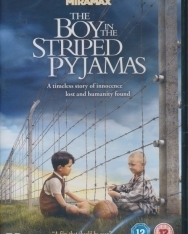 The Boy In The Striped Pyjamas DVD