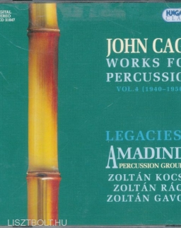 John Cage: Works for Percussion Vol. 4.