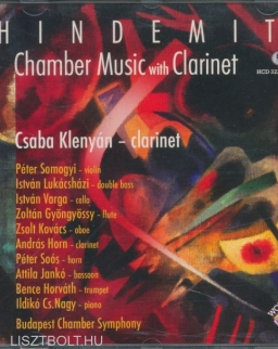 Hindemith: Chamber Music with Clarinet