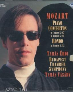 Wolfgang Amadeus Mozart: Piano Concerto K.467,382,488