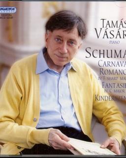 Robert Schumann: Carnaval, Romanze in F, Fantasie in C, Kinderszenen