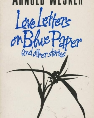 LOVE LETTERS ON BLUE PAPER