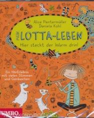 Alice Pantermüller: Mein Lotta-Leben: Hier steckt der Wurm drin!