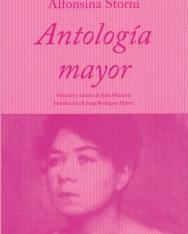 Alfonsina Storni: Antología mayor