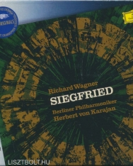 Richard Wagner: Siegfried - 4 CD (+ libretto)