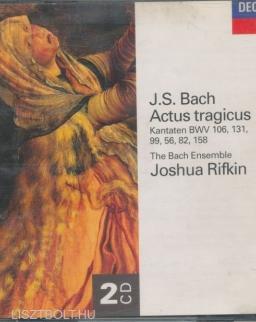 Johann Sebastian Bach: Cantata  BWV 106, 131, 99, 56, 82, 158  - 2 CD