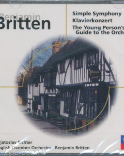 Britten: Simple Symphony / Piano Concerto / The Young Person's Guide