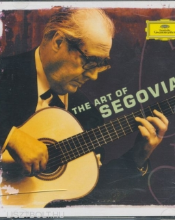 The Art of Segovia - 2 CD