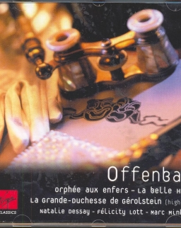 Jacques Offenbach: Opera highlights
