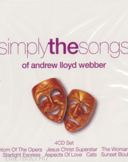 Andrew Lloyd Webber Collection - 4 CD