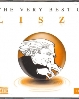 Very best of Liszt 2 CD