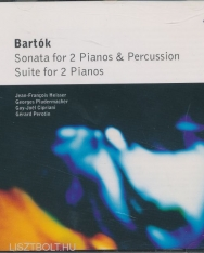 Bartók Béla: Sonata for 2 Pianos & Percussion, Suite for 2 Pianos