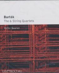 Bartók Béla: String Quartets - 2 CD