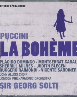 Giacomo Puccini: La Bohéme 2 CD
