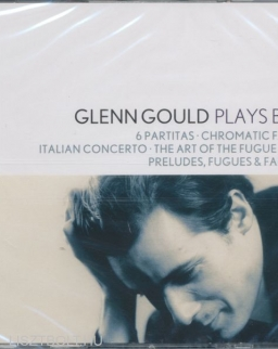 Johann Sebastian Bach: Glenn Gould Piano collection 5. - 4 CD