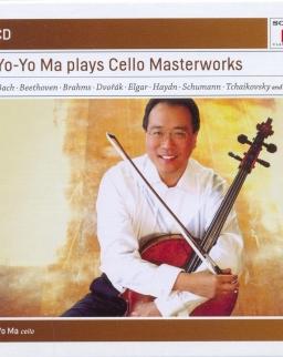 Yo-Yo Ma plays Cello Masterworks - 8 CD