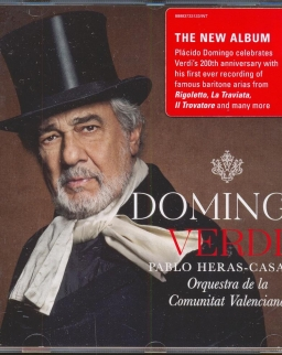 Plácido Domingo: Verdi album