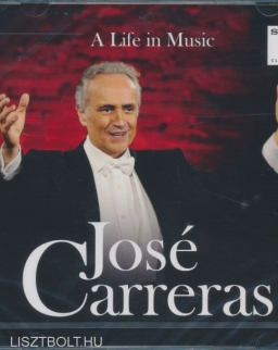 José Carreras: A Life in Music - 2 CD