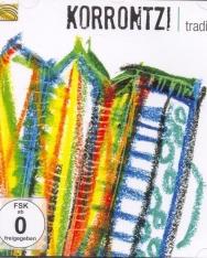 Korrontzi - tradicionális baszk zene CD+DVD