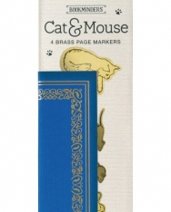 Bookminder - Cat and Mouse