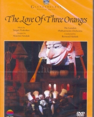 Sergey Prokofiev: The love of three Oranges DVD