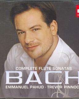 Johann Sebastian Bach: Complete Flute Sonatas 2 CD