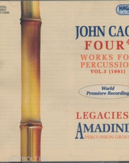 John Cage: Works for Percussion Vol. 3.