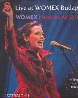 Herczku Ágnes: Live at WOMEX (élő, MüPa 2015)
