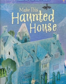 Make this Haunted House - Usborne Cut-out Model