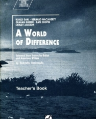 A World of Difference Teacher's Book - Black Cat Interact with Literature