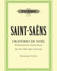 Camille Saint-Saens: Oratorio del Noel - zongorakivonat