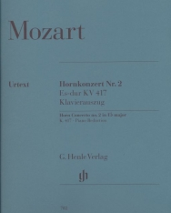Wolfgang Amadeus Mozart: Concerto for Horn No. 2. K. 417