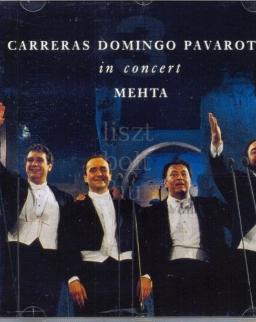 Three Tenors in Rome (Carreras, Domingo, Pavarotti - Római koncert 1990)