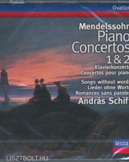 Felix Mendelssohn: Piano Concertos 1, 2, Lieder Ohne Worte